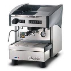 Espresso kavos aparatas su programuoju dozavimu